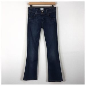 Hudson Midrise Signature Bootcut Jeans In Fed Wash
